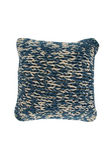 Chunky Knit Feather 50x50cm Scatter Cushion