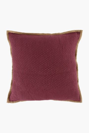 Linen Trim 50x50cm Scatter Cushion