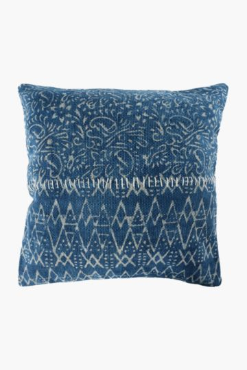 Indian Block Print 50x50cm Scatter Cushion