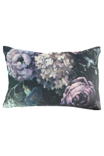Printed Hydrangea 40x60cm Scatter Cushion