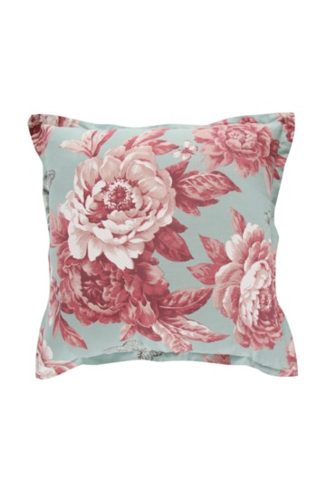 Printed Classic Flowers 60x60cm Scatter Cushion