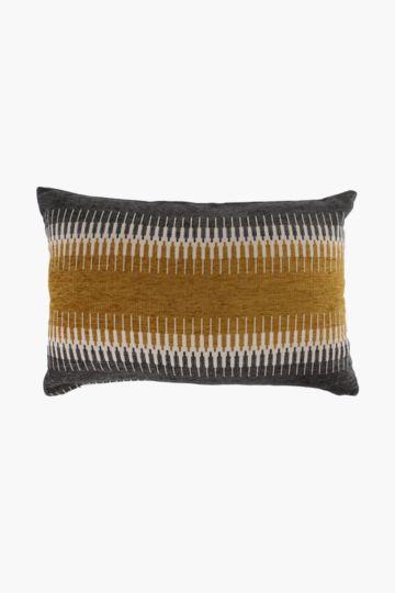 Jacquard Trellis 40x60cm Scatter Cushion