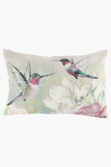 Printed Femme Birds 40x60cm Scatter Cushion