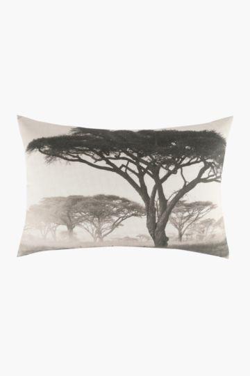 Printed Acacia 40x60cm Scatter Cushion