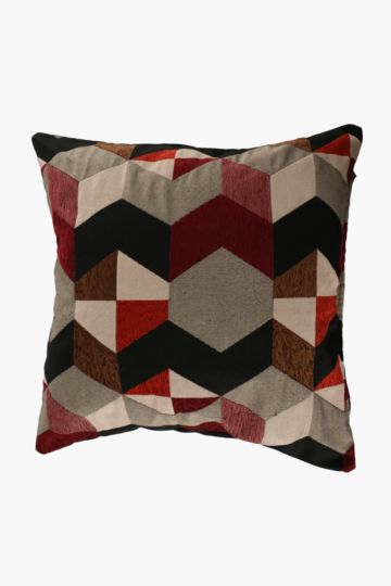 Chenille Mbamba 60x60cm Scatter Cushion