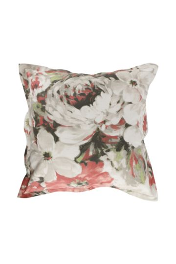 Printed Water Rose 60x60cm Scatter Cushion