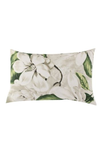 Printed Magnolia 40x60cm Scatter Cushion