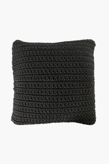 Crochet 75x75cm Floor Cushion