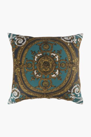 Printed Scarf Vatican Scatter Cushion, 50x50cm