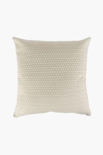 Diamond Weave Scatter Cushion, 60x60cm