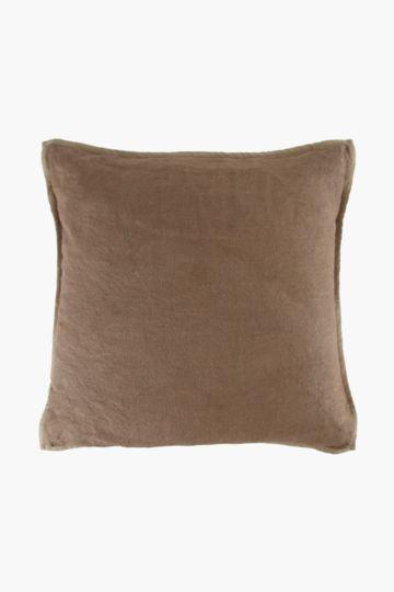 Plain Feather 60x60cm Scatter Cushion