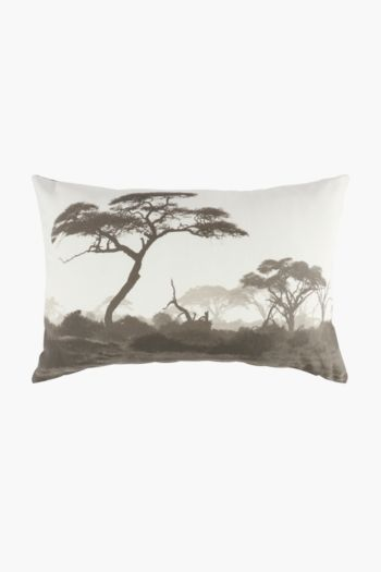 Printed Imbali Scatter Cushion, 40x60cm