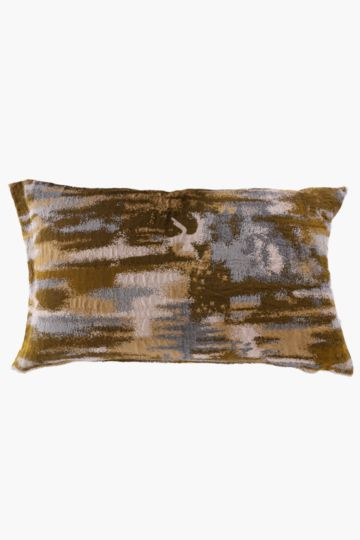Jacquard Abstract 50x80cm Scatter Cushion