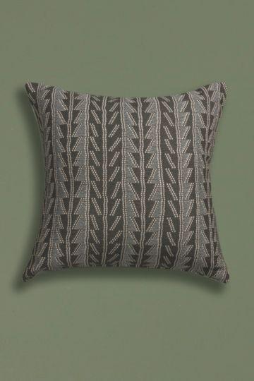 Colab Amanda Du Plessis Feather Scatter Cushion, 60x60cm