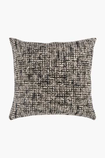 Jacquard Chesterfield Scatter Cushion, 60x60cm