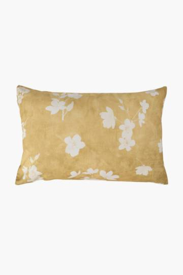Printed Oshima Floral Scatter Cushion, 40x60cm