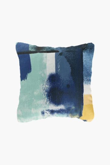 Printed Urban Abstract 50x50cm Scatter Cushion