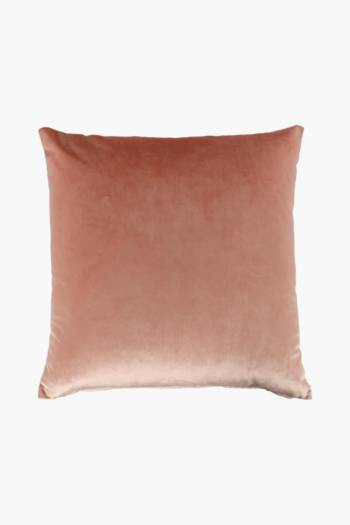 Velvet Scatter Cushion, 48x48cm