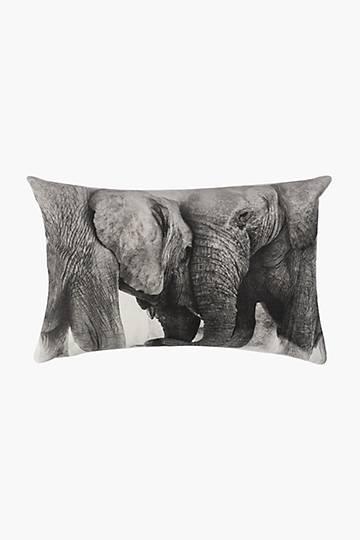 Digital Print Elephants, 40x60cm