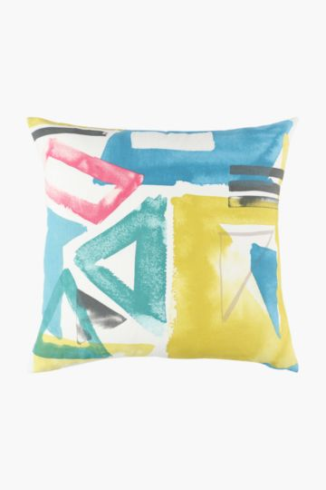 Printed Copacabana Scatter Cushion, 50x50cm