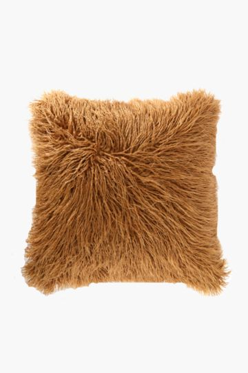 Faux Fur 50x50cm Scatter Cushion