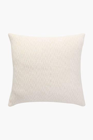 Faux Fur Kenton Scatter Cushion, 50x50cm
