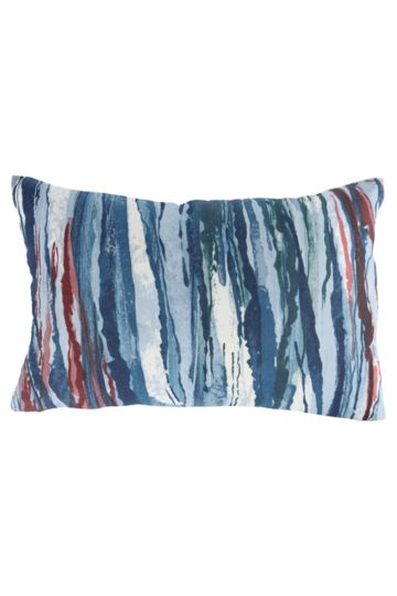 Printed Abstract 40x60cm Scatter Cushion