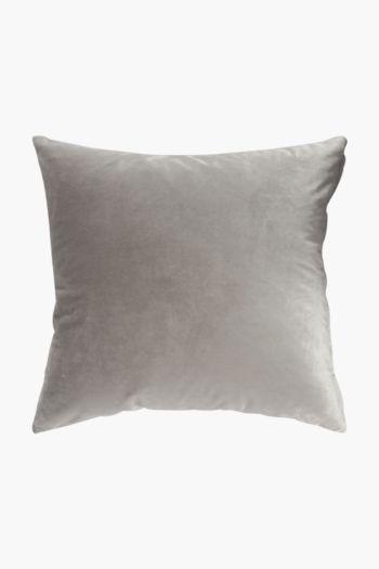 Velvet Scatter Cushion, 48x48cm