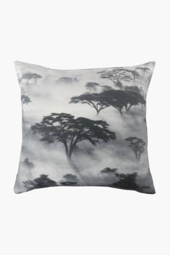 Printed Serengeti Scatter Cushion, 50x50cm