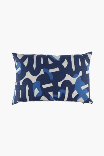 Colab Rudi De Wet Scatter Cushion, 40x60cm