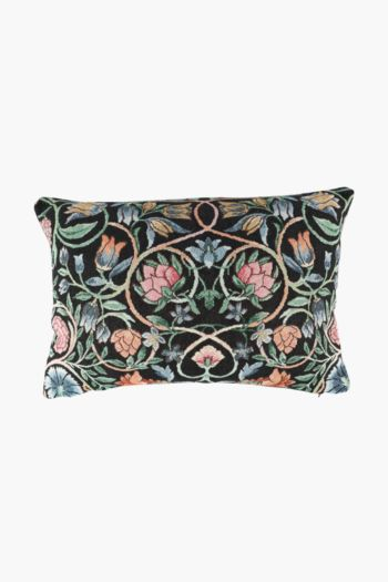 Tapestry Flowers Scatter Cushion, 40x60cm
