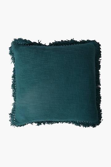 Edge Fray Scatter Cushion, 50x50cm