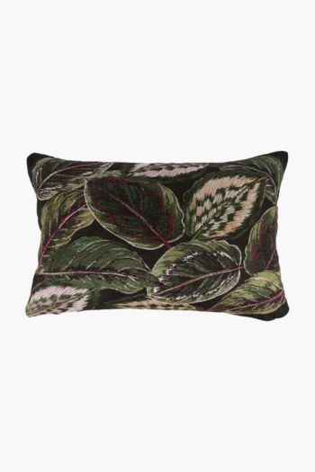Tapestry Leaf Scatter Cushion, 40x60cm