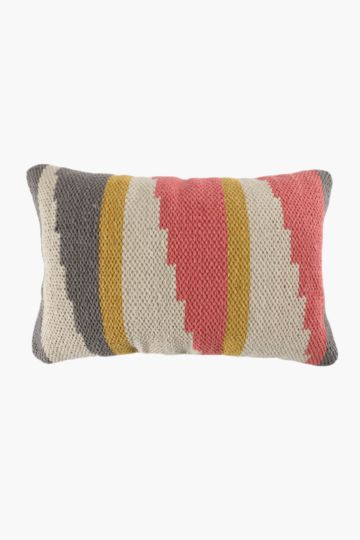 Textured Rustic 40x60cm Scatter Cushion