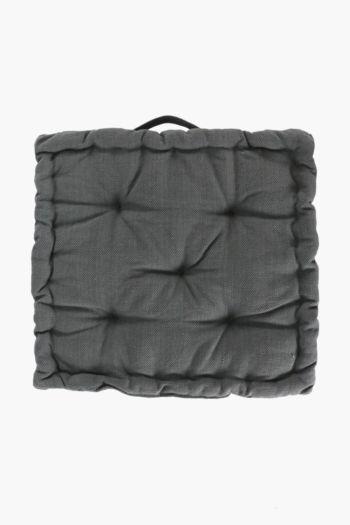 Cotton 50x50x10cm Mattress Cushion