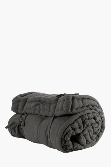 Plain Woven Bed Roll, 63x195cm