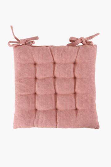 Cotton Chair Pad, 50x50cm
