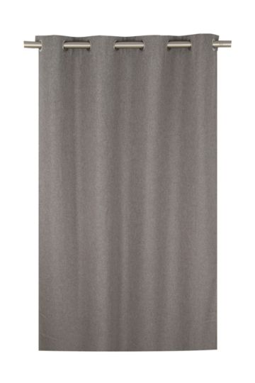 Lucca Block Out 140x225cm Eyelet Curtain