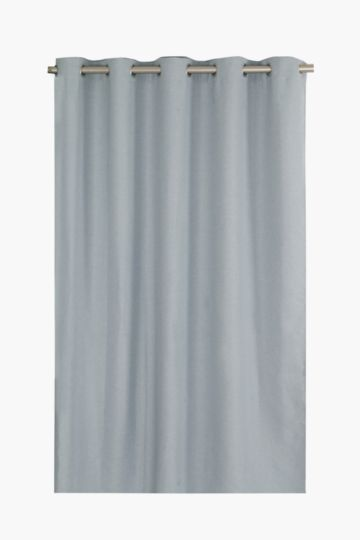 Lucca Block Out 225x225cm Eyelet Curtain