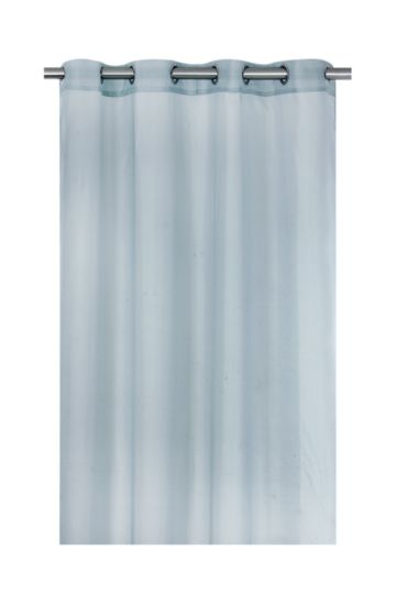 Sheer Voile 140x225cm Eyelet Curtain