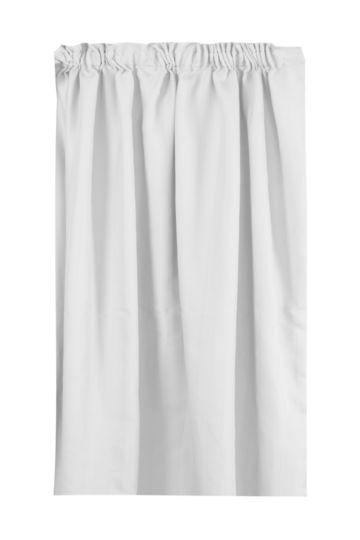 Cassidy Stripe 270x218cm Taped Curtain