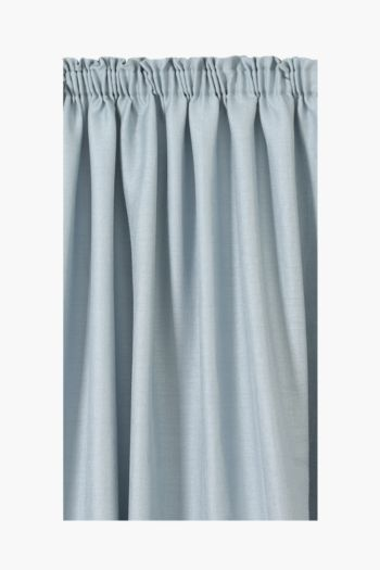 Crepe Voile Taped Curtain, 230x218cm
