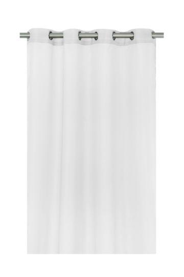 Sheer Voile 225x225cm Eyelet Curtain