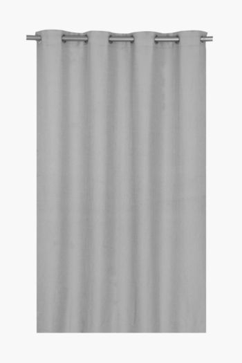 Crepe Voile Eyelet Curtain, 225x250cm