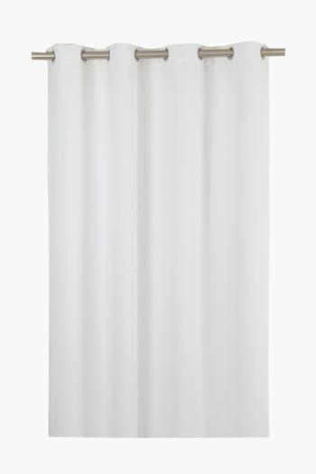Waffle Eyelet Curtain, 140x225cm