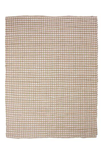 Jute Cotton Hemp 120x180cm Rug