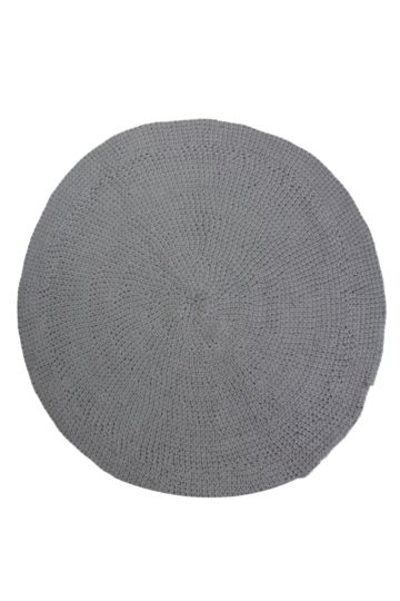 Round Rope Weave Knit 200cm Rug