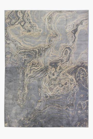 Marble Rug, 200x300cm