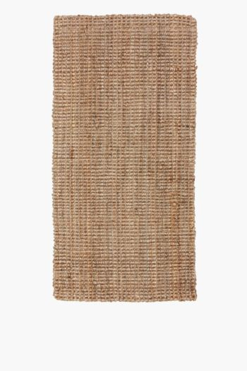 Knotted Jute 70x140cm Rug