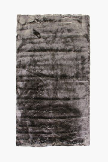 Faux Fur Animal 76x200cm Runner Rug